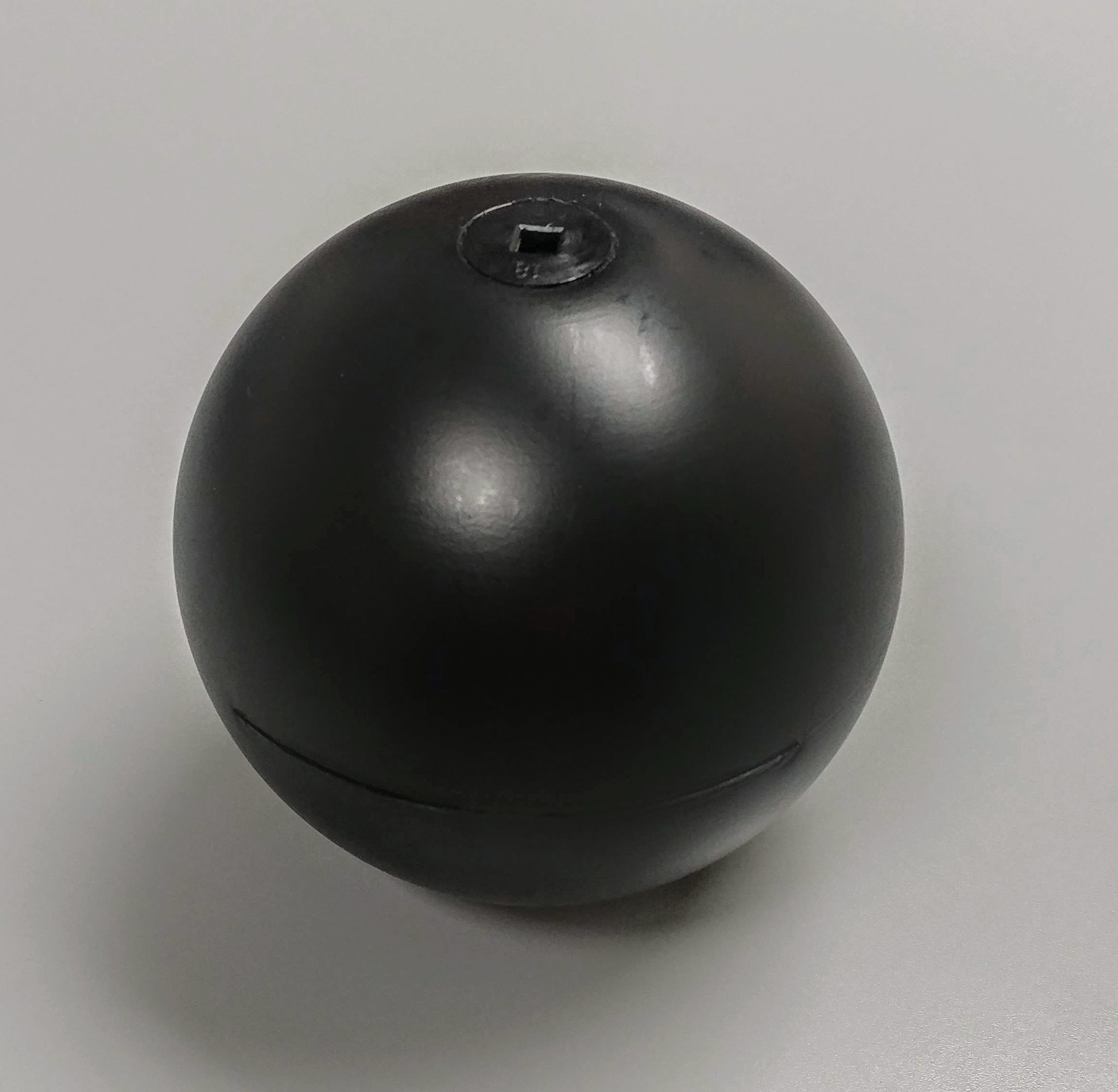 Shade Ball, 4 inch, Sealed Water Ballast, NSF Rating Image