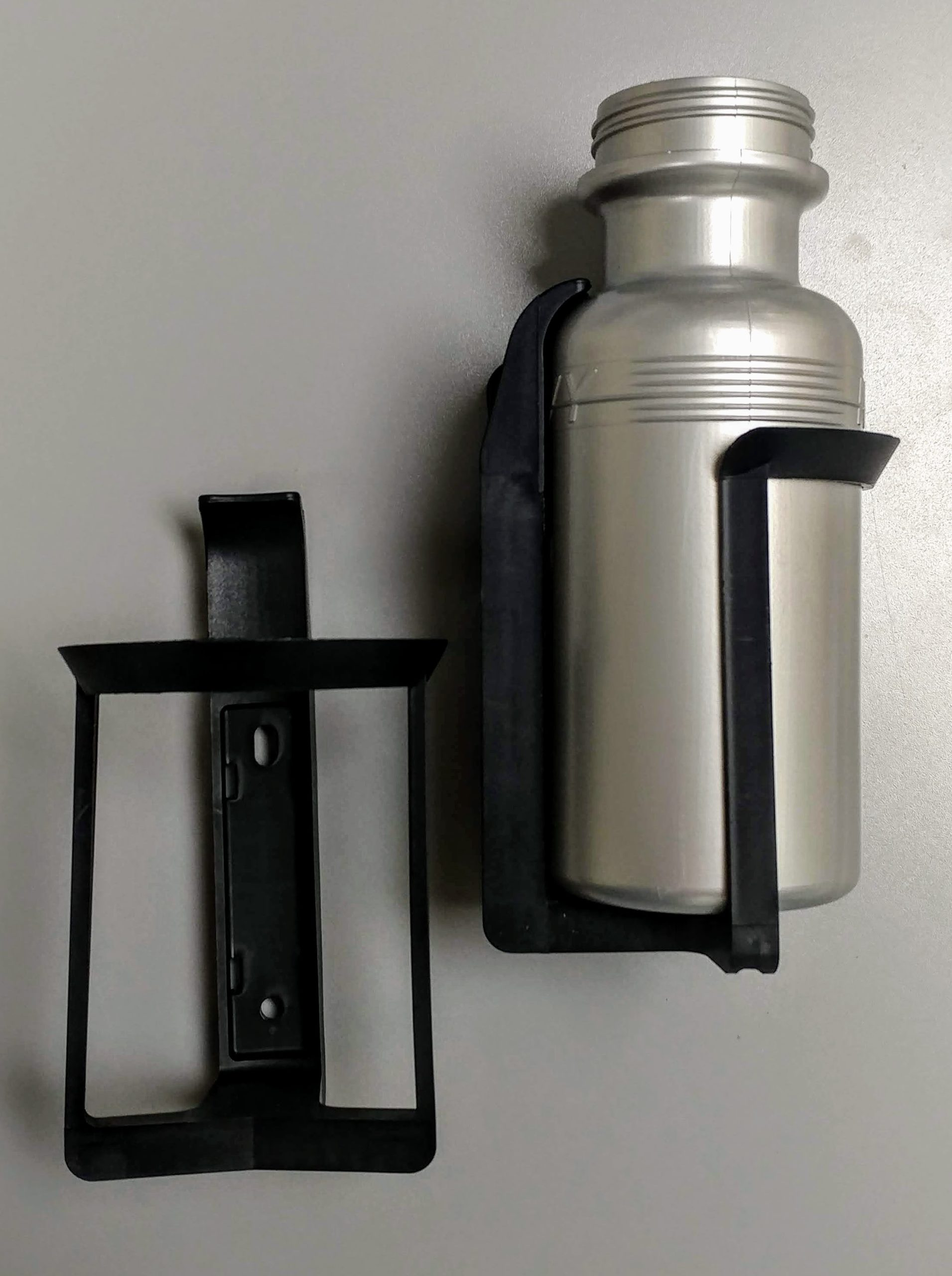 Bicycle Water Bottle Holder, Injected Nylon Image