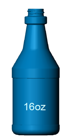 16oz. Carafe Spray Bottle Image
