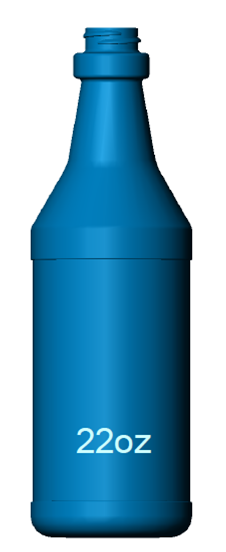 22oz. Carafe Spray Bottle Image