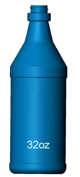 32oz. Carafe Spray Bottle Image